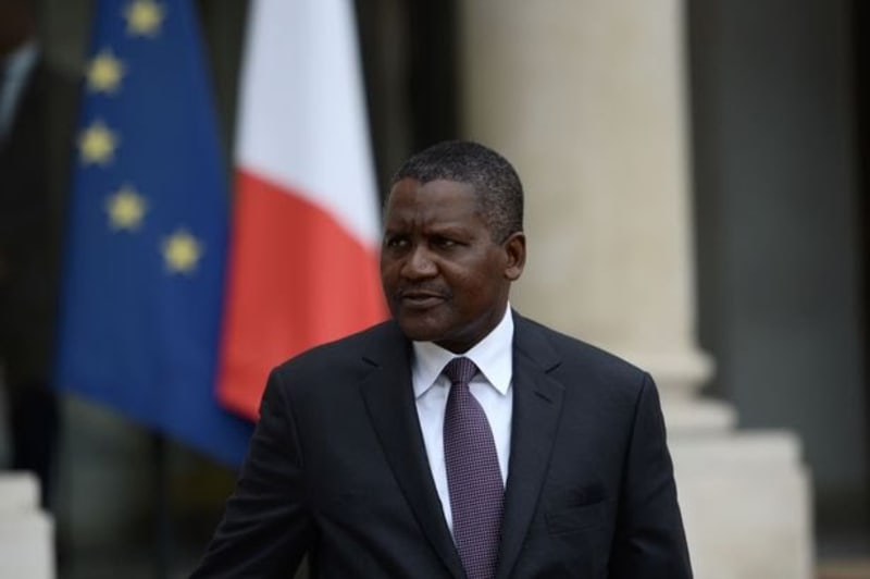 Dangote Vows To Takeover Arsenal In 2021