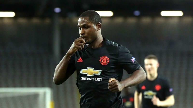Ighalo Equals Lukaku's Manchester United Goals Record