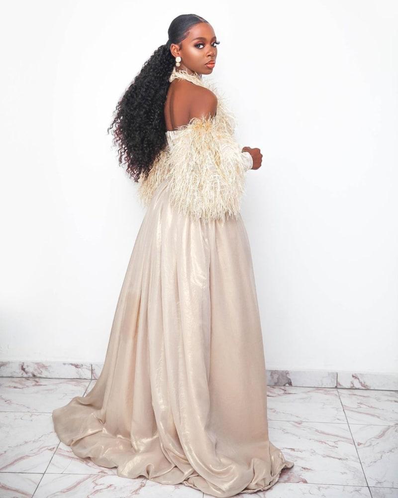 BBNaija's Diane Rocks Braless Outfit - Nigerians React (Video)