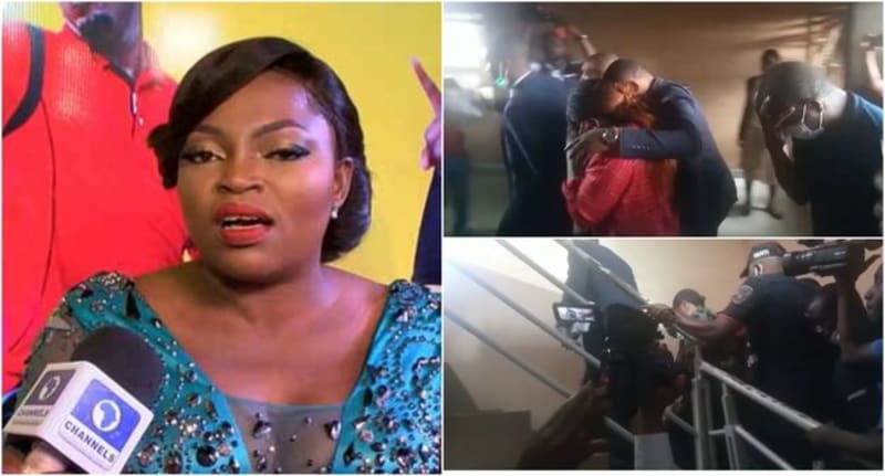 Funke Akindele, Husband Found Guilty, To Serve 14 Days Community Service