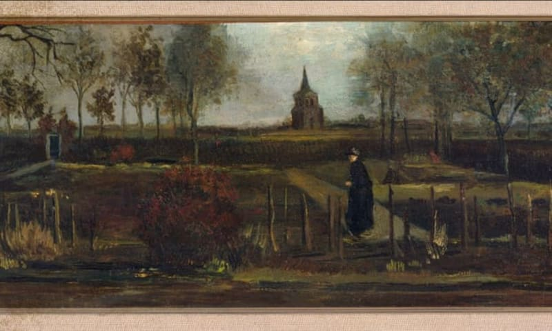 Van Gogh Painting Worth £5m Stolen From Dutch Museum