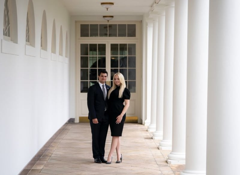 Nigerian-Lebanese, Michael Boulos Is Now Engaged To Trump's Daughter, Tiffany