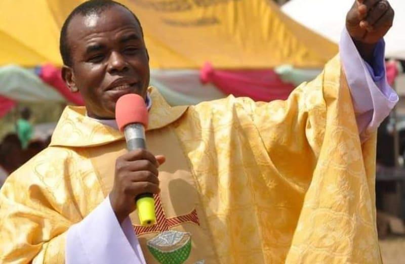 Enugu Catholic Bishop, Calistus Onaga Responsible For My Disappearance - Mbaka