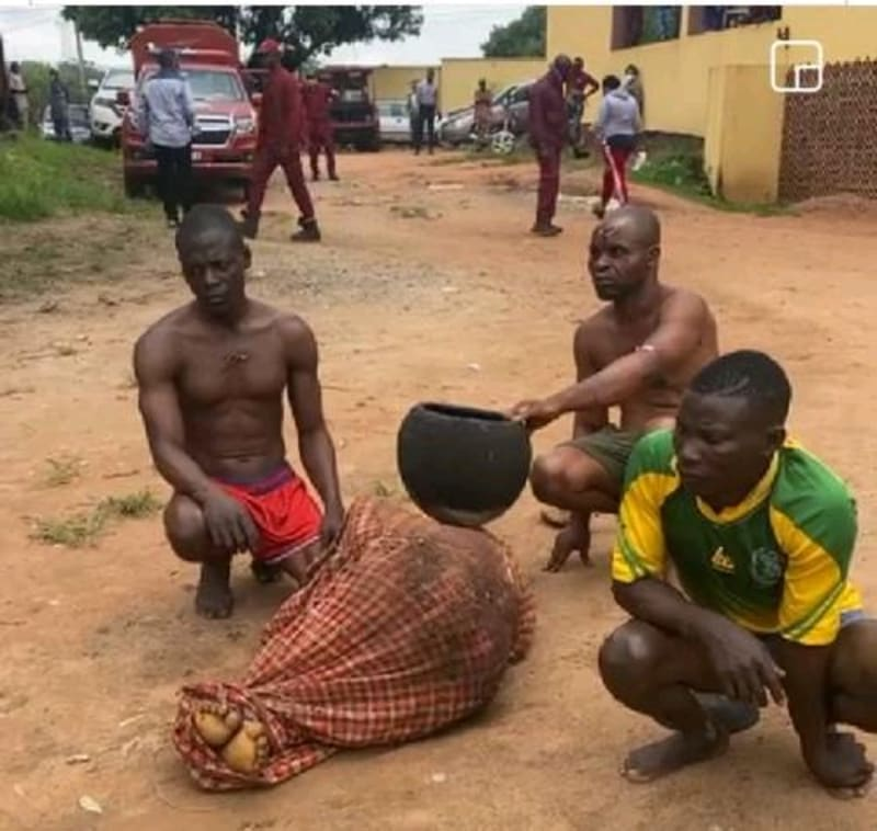 Ritual Killers Behead 76-Year-Old Man In Oyo, Sell Human Parts For ₦4000