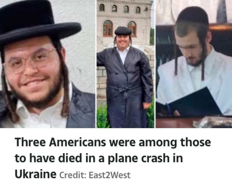 3 Americans Dead, As Plane Crashes Into House In Ukraine (Video)