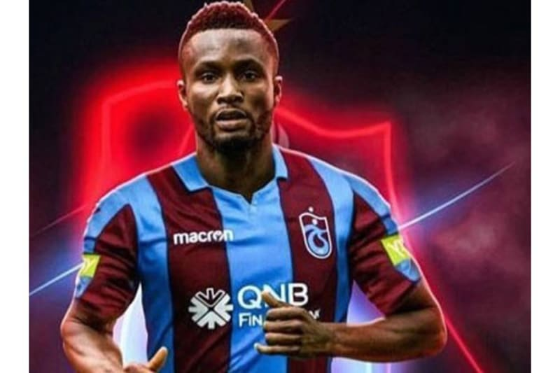 Mikel Obi's Contract With Trabzonspor Club Terminated Over His Stand On Coronavirus