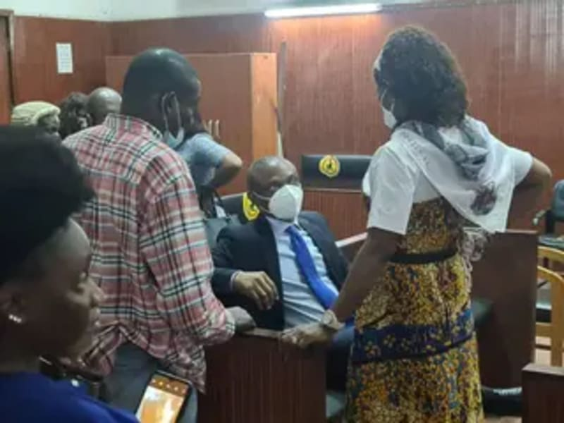 Court Convicts Former Bank PHB MD, CFO Of ₦25.7 Bilion Theft
