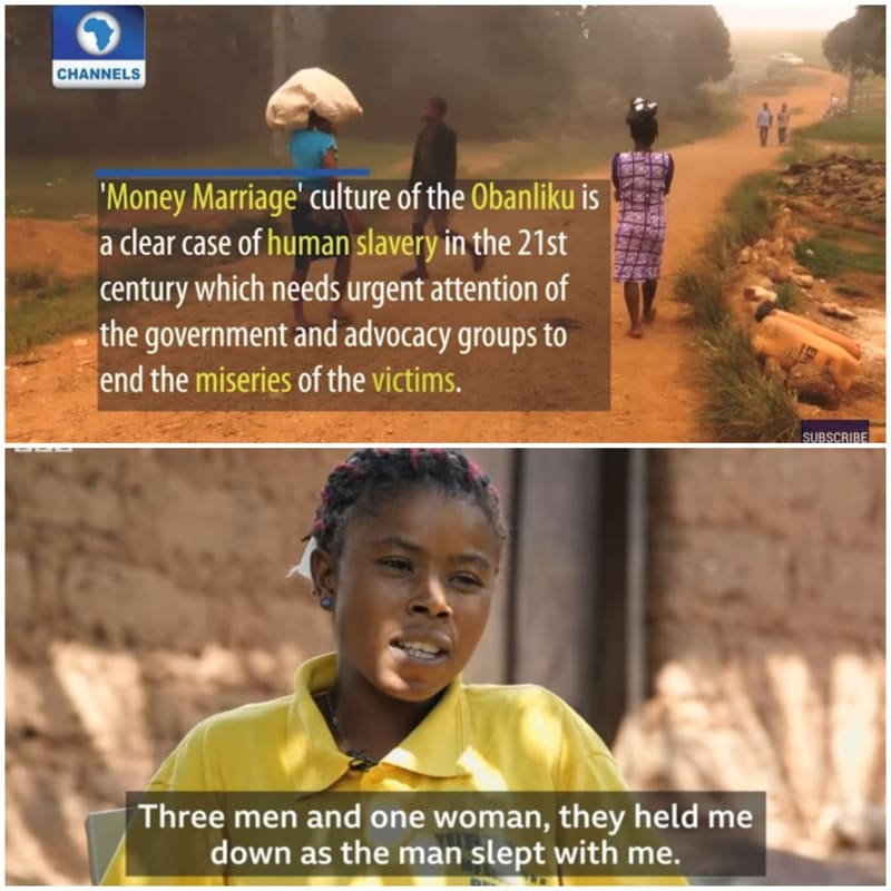 Okenegoro: Sex Slavery In Cross River State (Money Wives)