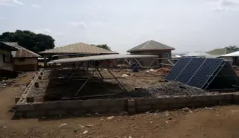 After 100 Years Without Electricity, Solar Mini Grid Excites Kwara Community