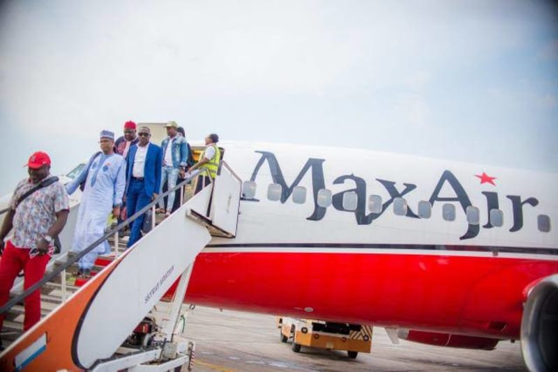 Max Air, Azman Air Commence Flight Operations In Edo