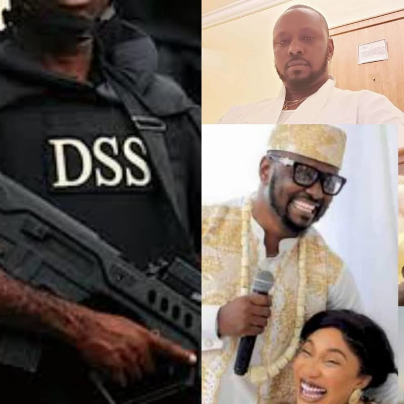 Blackmail: DSS Arrests Prince Kpokpogri Over Tonto Dikeh's Nude Pictures