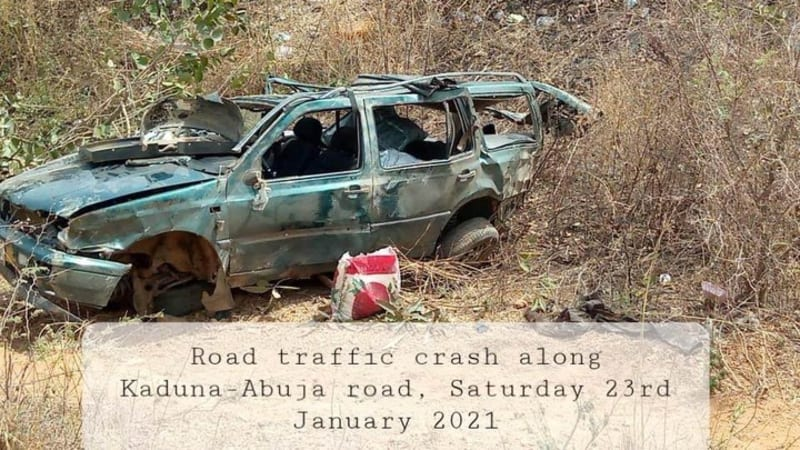 15 People Die In Accidents Along Kaduna-Abuja Road
