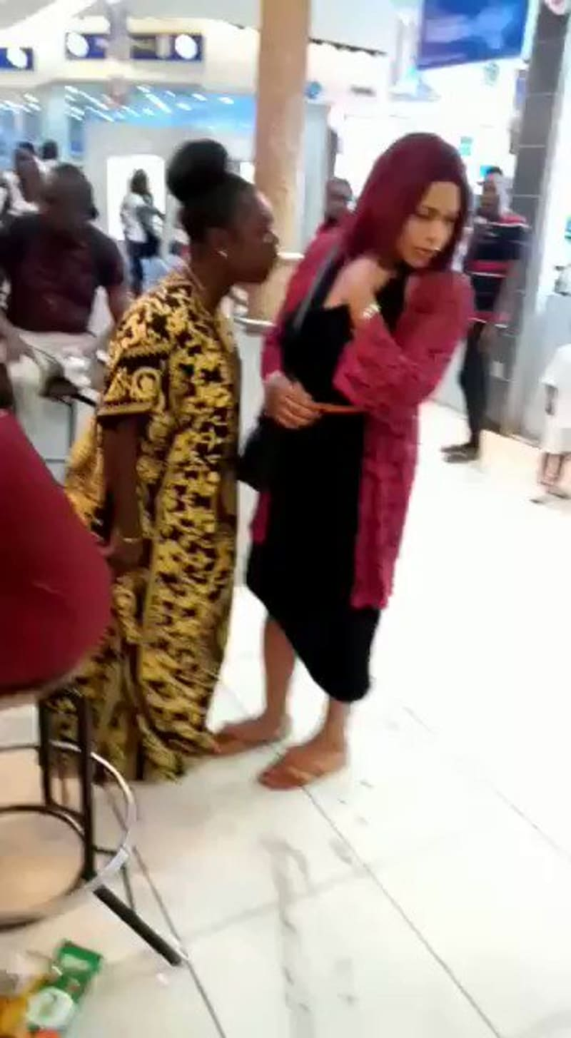 Woman Humiliates Lady For Trying To Snatch Her Husband From Her (Video)