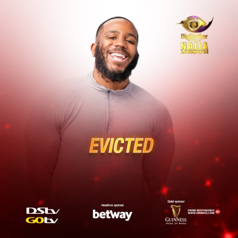 BBNaija: Billionaire Son Kiddwaya Evicted  From The Big Brother House