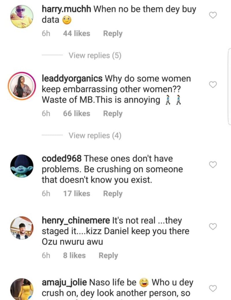 Lady Cries As Kizz Daniel Posts About His New Girlfriend