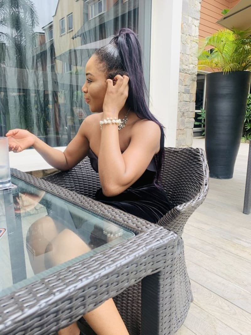 BBNaija: Erica Makes Her First Public Appearance After Disqualification