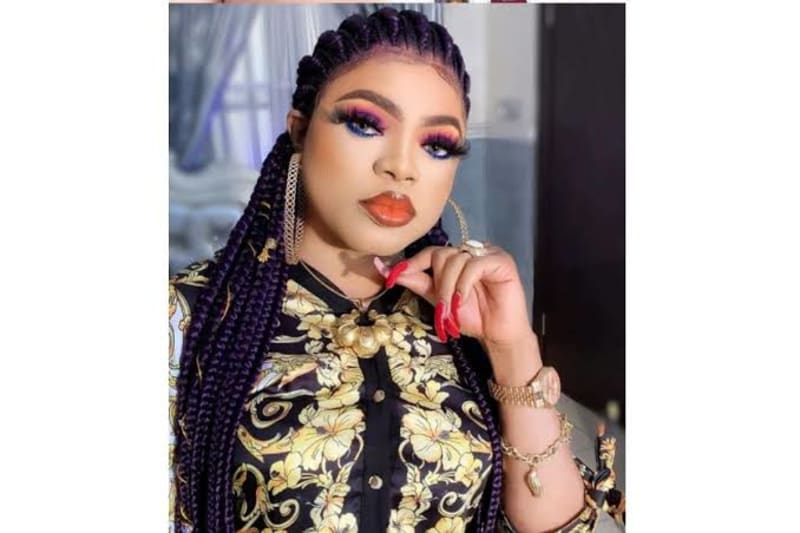 """Staying Broke Is Also Vanity"" - Bobrisky Mocks Those That Insulted Him Before"