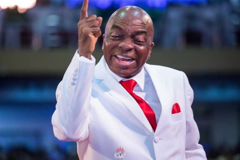 """I Will Lay Bare Hands On COVID-19 Patients""  - Bishop Oyedepo"