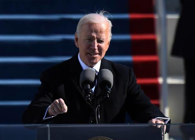 President Joe Biden's Inaugural Speech As 46th American President