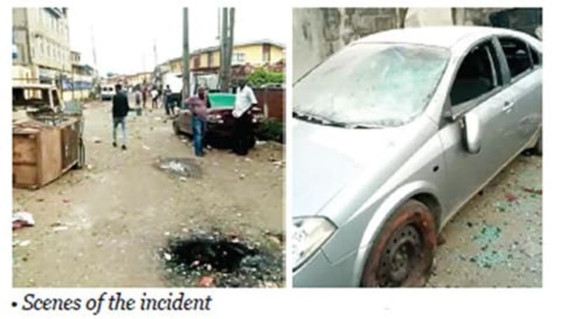 3 Feared Dead, Shops Looted As Hoodlums Clash In Lagos