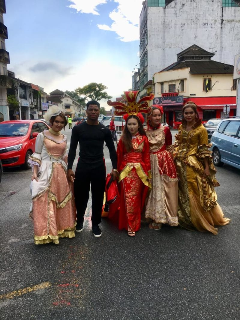 """My Body Attracts Female Fans"" – Nigerian Stunt Actor, Crackydon"