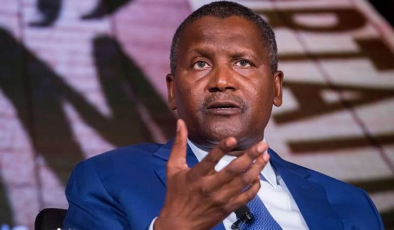 My Refinery Will Be Completed By The End Of 2021 - Dangote