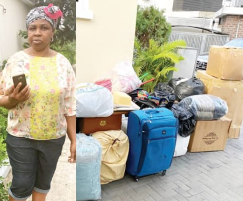 Mother Of 6 Asks Court To Intervene As Her Husband Evicts Her From House