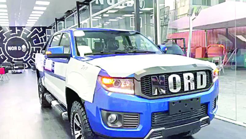 Nord Automobiles Rolls Out Pick-Ups From Lagos Plant