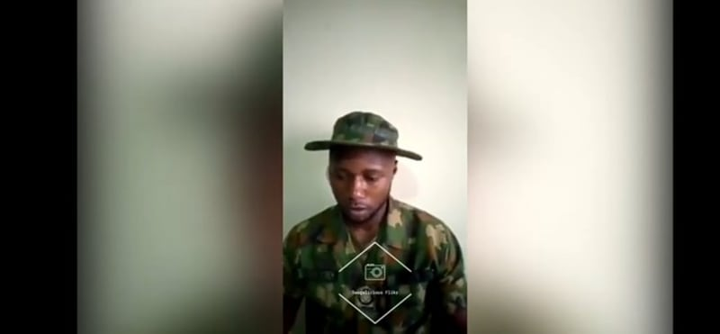 Naval Officer Cries Out In Viral Video Over Maltreatment