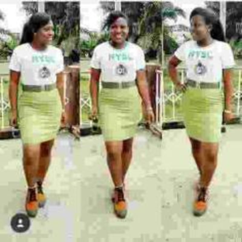 """This Is How Slay Queens Will Rubbish NYSC Uniform If Allowed To Wear Skirts"""