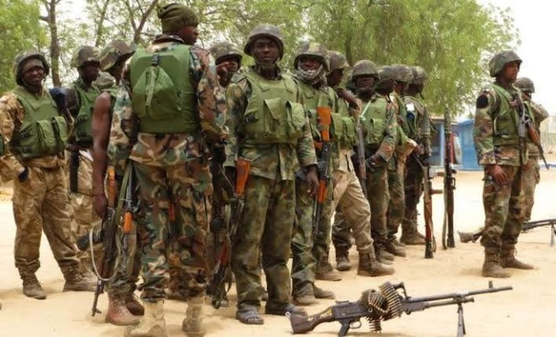 356 Soldiers Leave The Nigerian Army Over Loss Of Interest