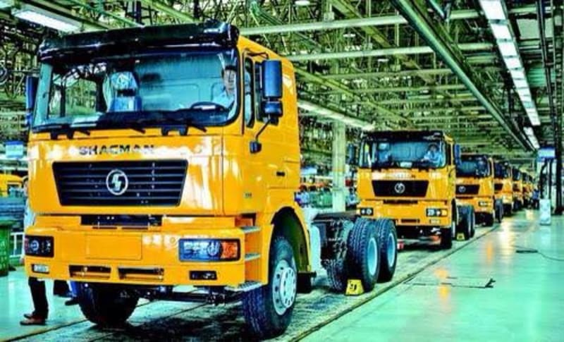 Dangote Buys 800 Trucks From Anammco Assembly Plant In Enugu