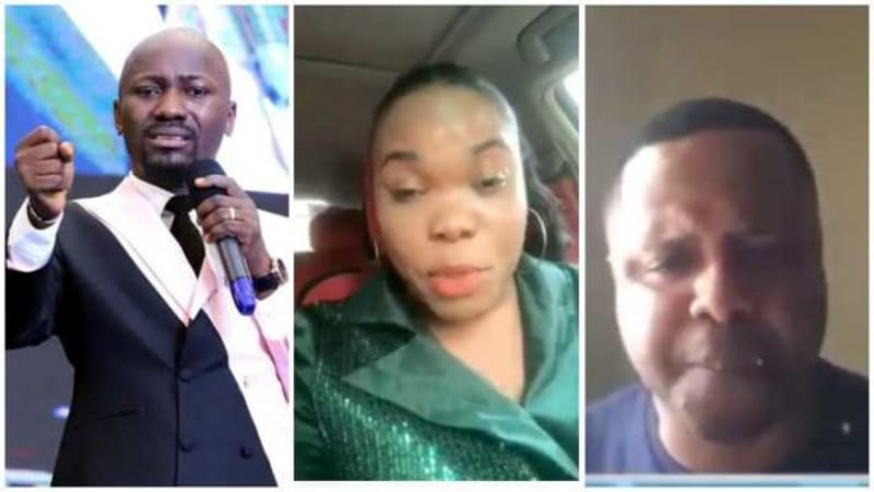 Pastor Who Accused Apostle Suleman Of Sleeping With His Wife Sues Him For  ₦2B