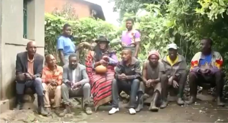 Woman With 7 Husbands Reveals How She Satisfies All Their Needs (Video)