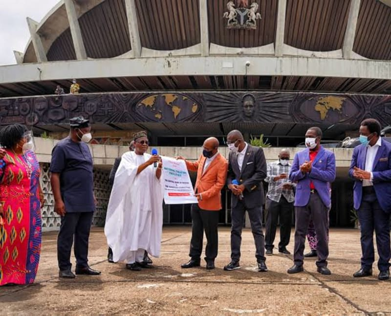 Restoration Of National Theatre Will Generate 10,000 Jobs - Lai Mohammed