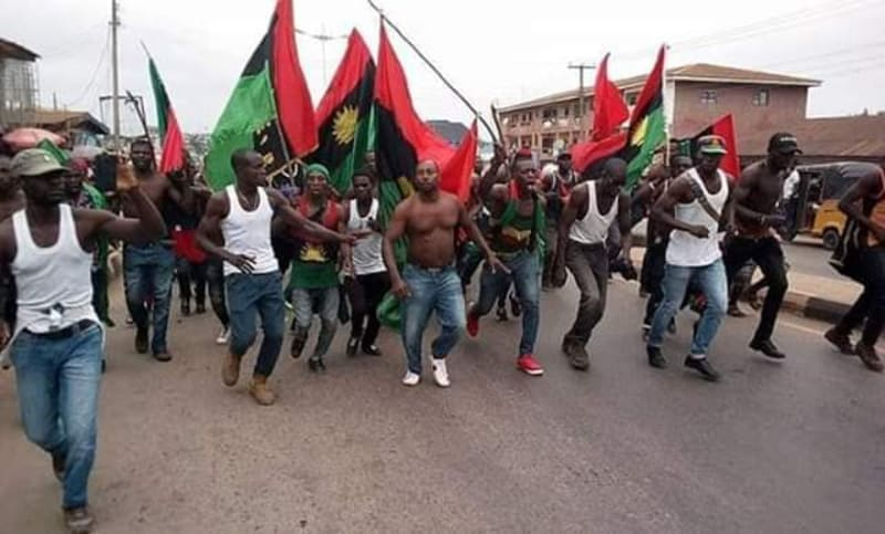 IPOB To DSS: 'We Don't Buy Arms, We Produce Locally'