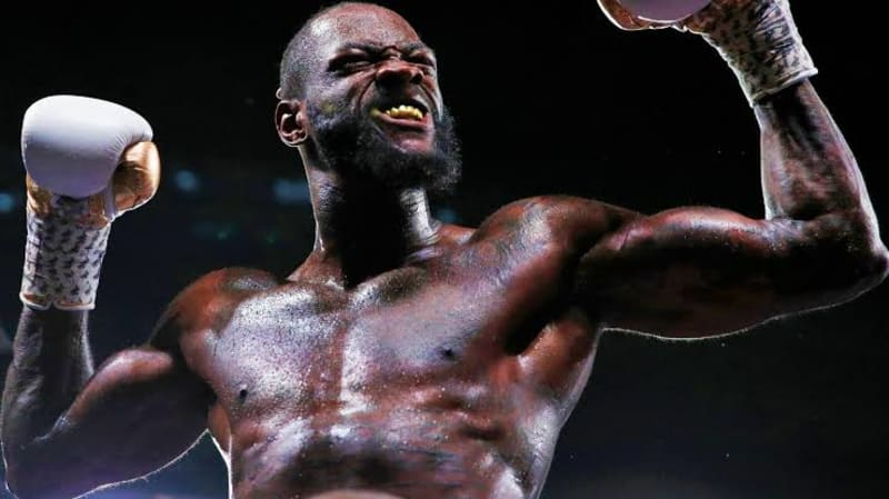 Boxing Maestro, Deontay Wilder Reveals He Is A Nigerian