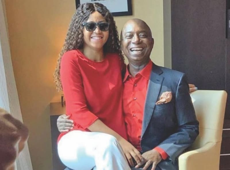 Why I Reconciled With Ned Nwoko - Regina Daniels' Father