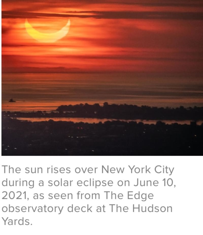 """Rare """"Ring Of Fire"""" Solar Eclipse Captured In Spectacular Photos"""