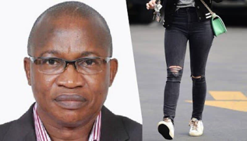 'No Woman Wearing Trousers Will Make Heaven' - Evangelist Dapo Soyemi