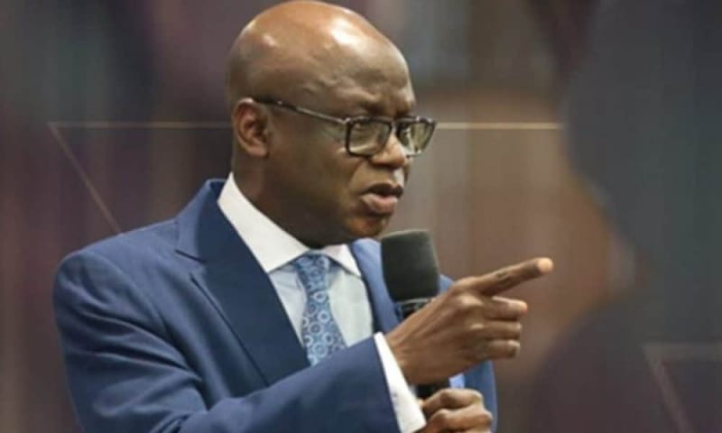 Pastor Tunde Bakare Makes A List Of 'The True Enemies Of Nigeria'