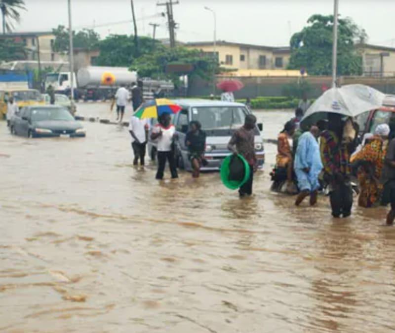 Flood Sweeps Away 17-Year-Old Girl In Lagos