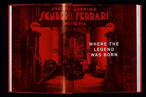 this ferrari book costs ₦10.8m, the price of a brand new toyota camry