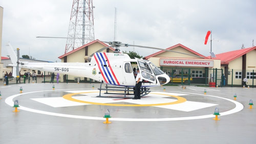 helipad: check out its uses and how it all started