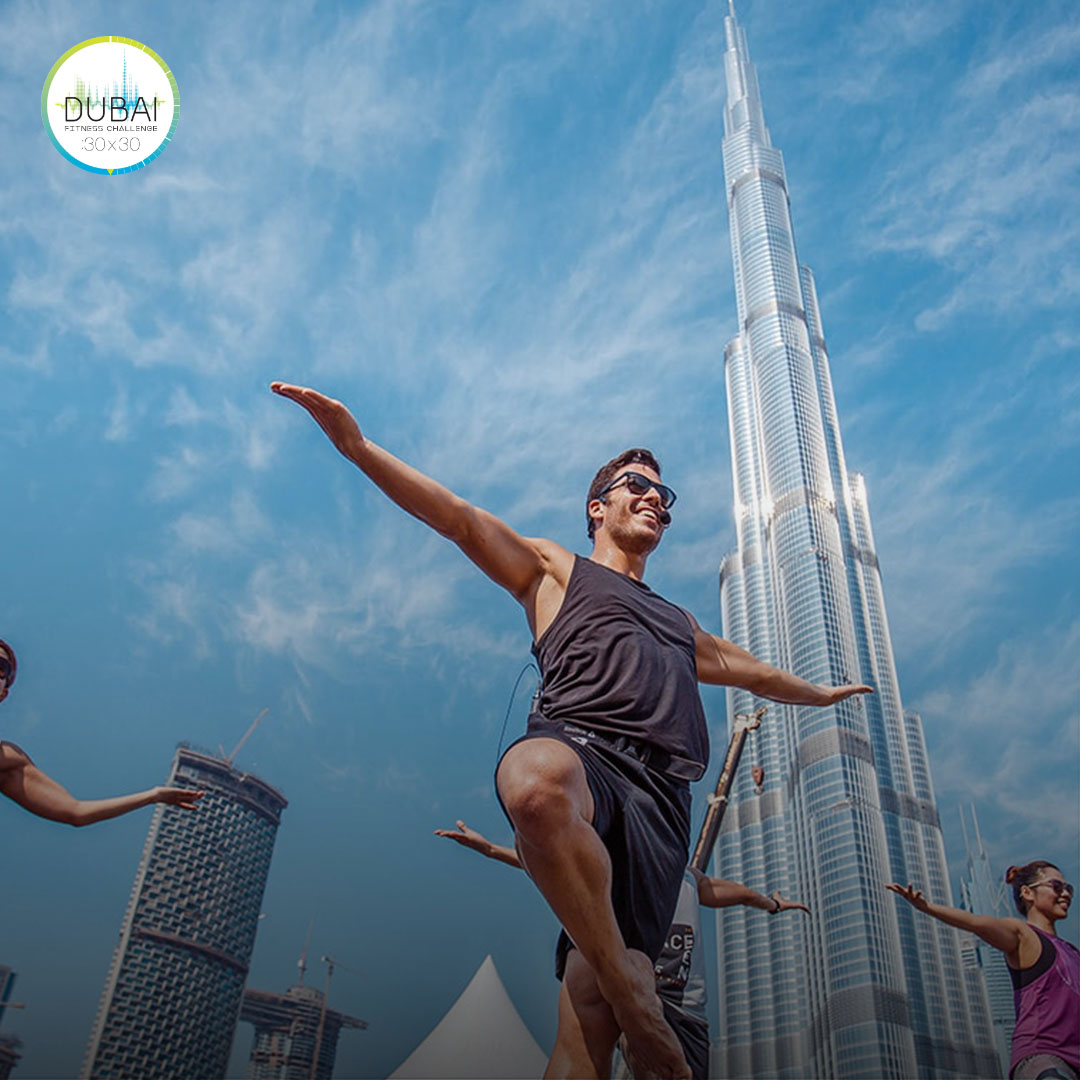 Get Ready For Dubai Summer Challenge 30×30