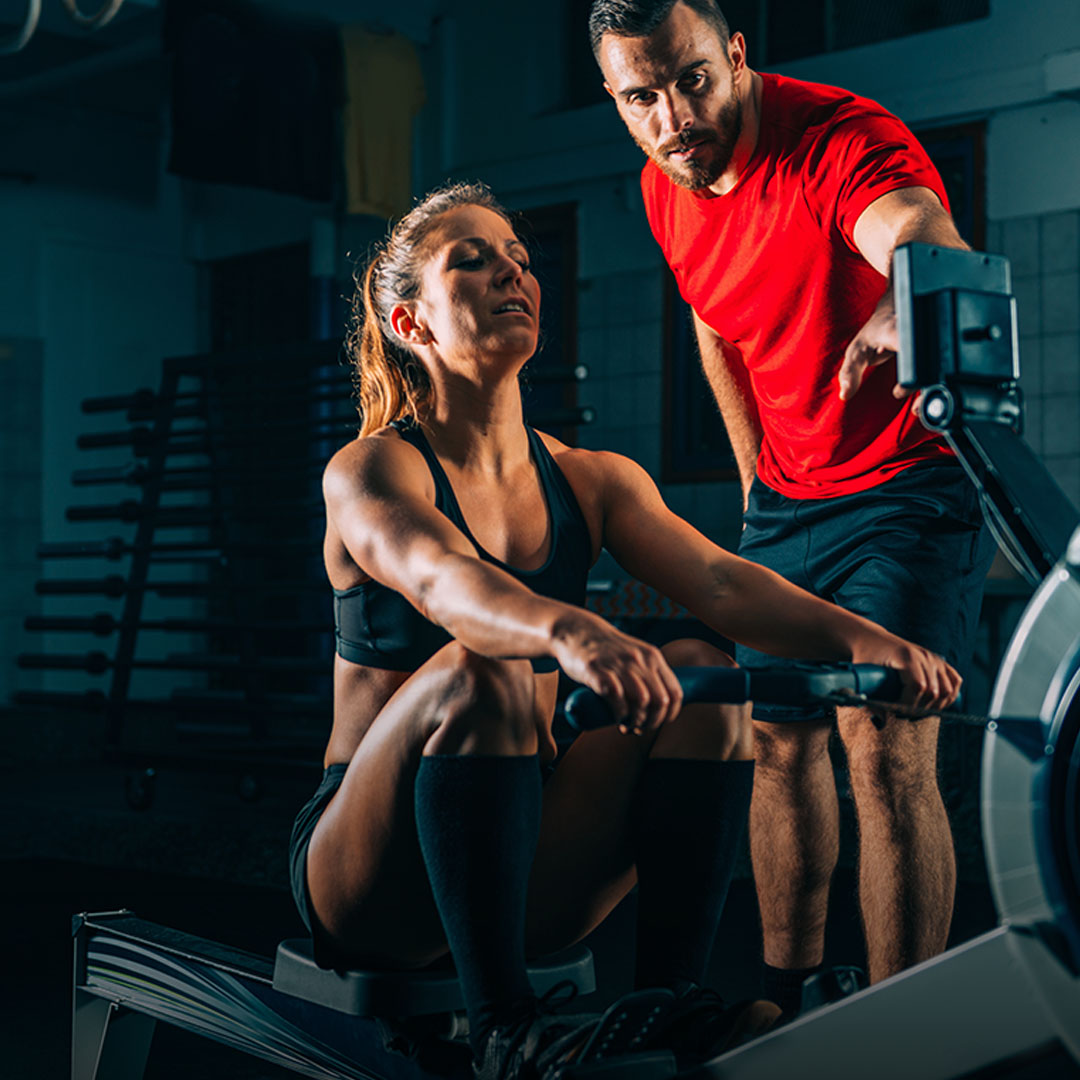 Finding the Perfect Rowing Machine