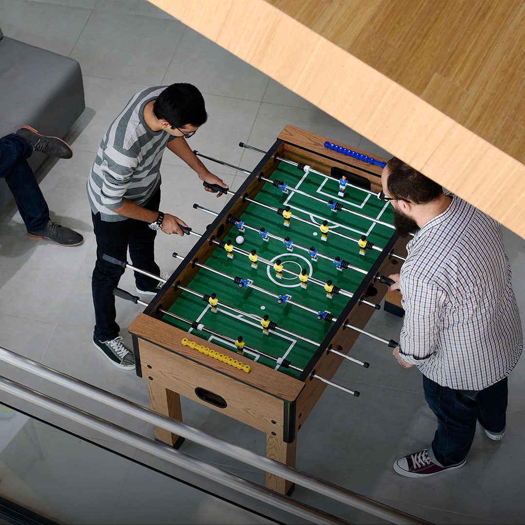 Finding the Perfect Foosball Table