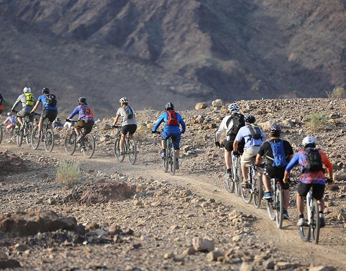 Hatta Mountain Bike Trail Centre