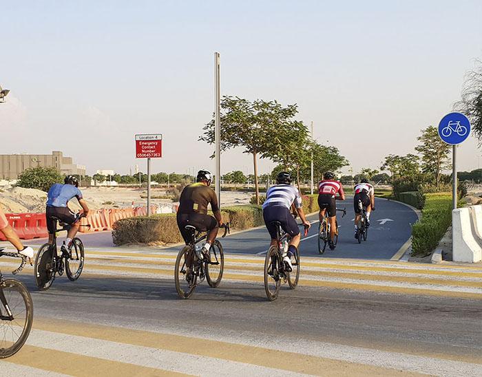 Nad Al Sheba Cycling Course