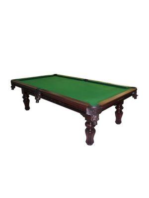 Billiard Table QX-102 Dark Red   2.83*1.52*0.85 cm 9 Feet